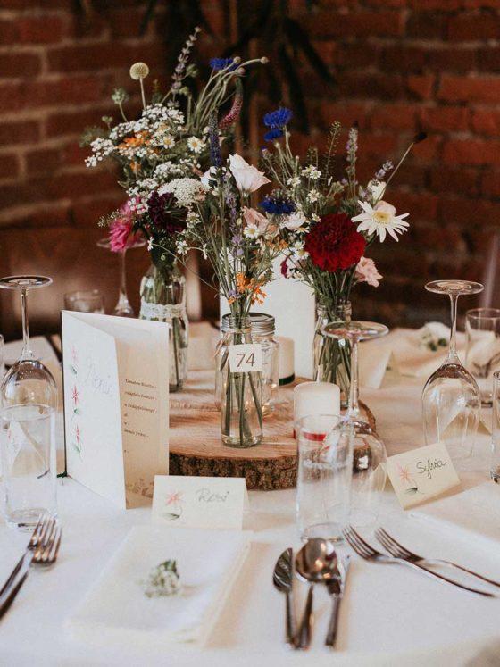 Hochzeit – Anna, Mein Laden / Tischdeko