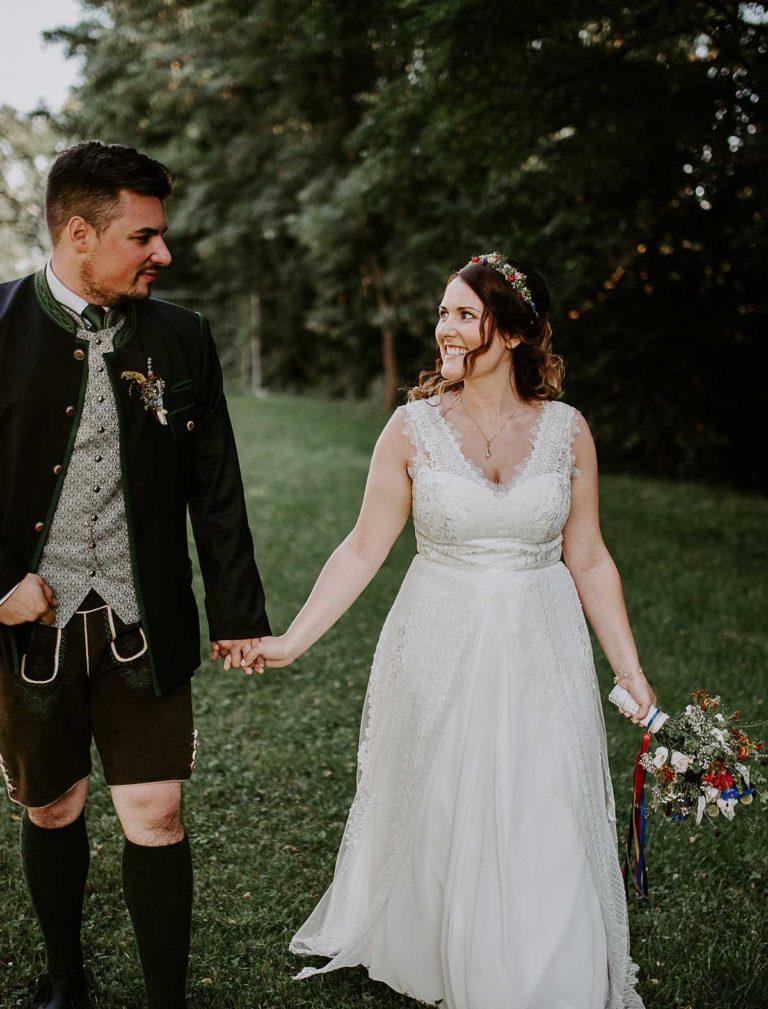 Steirische Hochzeit / Lederhose, Mein Laden / Blumen & Deko