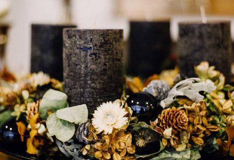 Adventskranz selber binden – Workshop