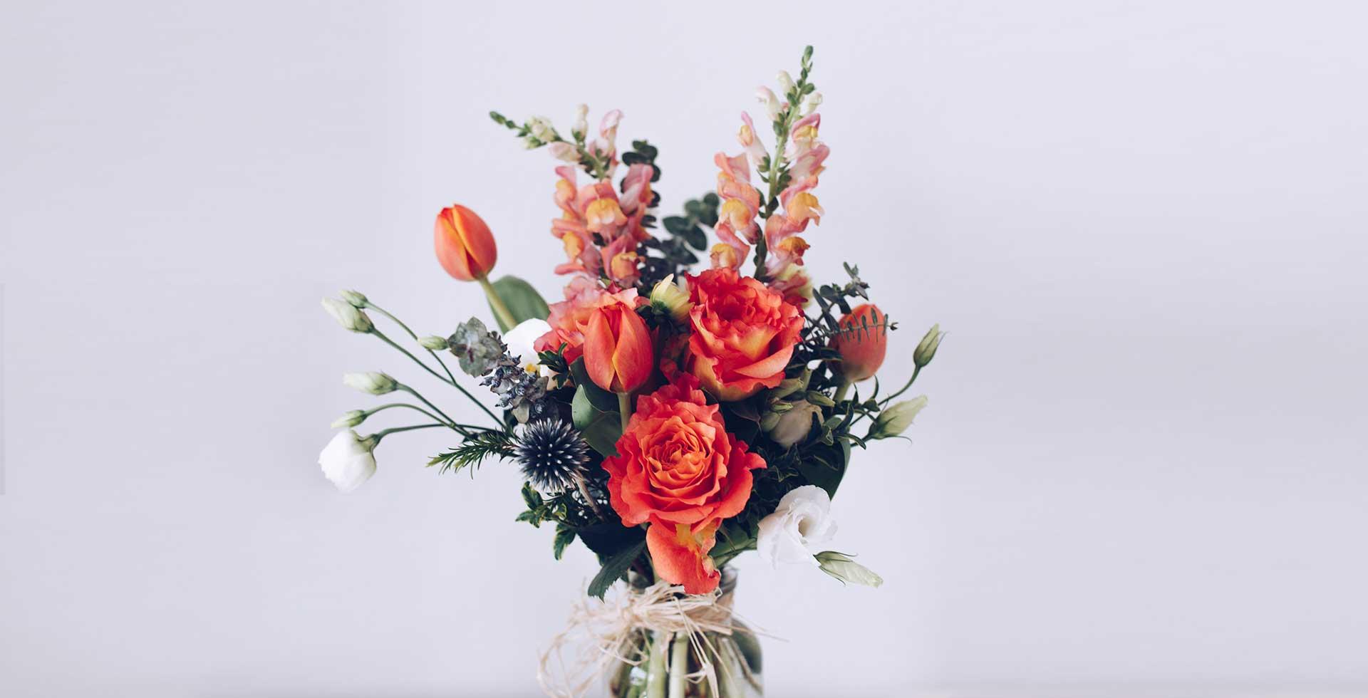 Schritt für Schritt zum Blumenstrauss Meisterwerk