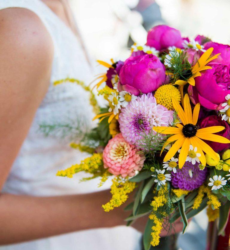 Hochzeit – Mein Laden / Brautstrauss
