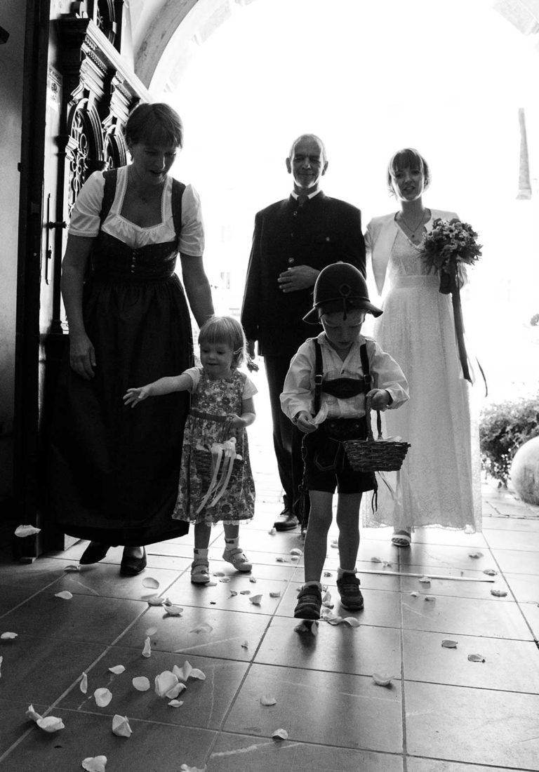 Hochzeit – Mein Laden / Kirche