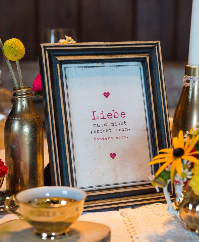 Hochzeit – Mein Laden / Blumen & Deko